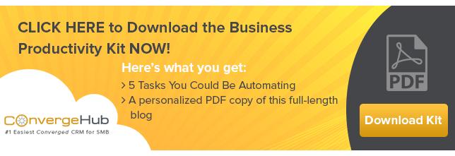 ConvergeHub Business Productivity Kit