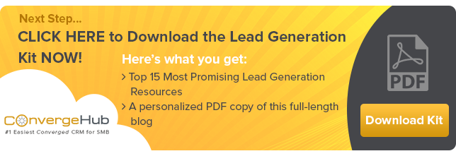 ConvergeHub Lead Generation Kit