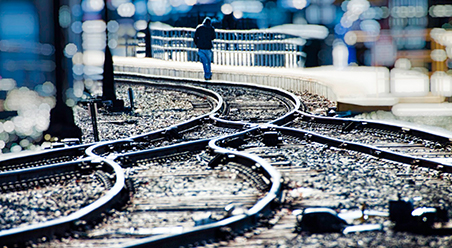 Make sure your sales team is on the Right Track